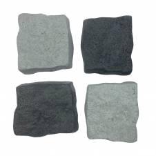 سنگ فرش کوبیک جی سی GC در ابعاد 10x10x4